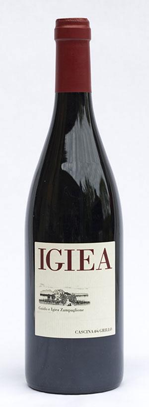 Igiea, vino di Cascina Grillo