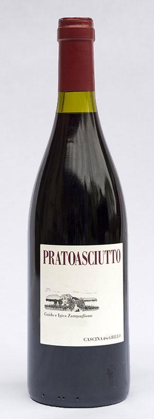 Pratoasciutto, vino di Cascina Grillo