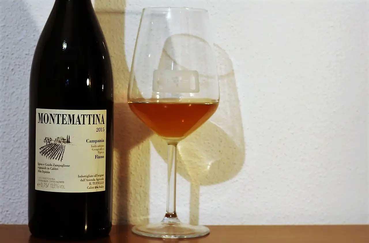 Recensione vino Montemattina di Il Tufiello