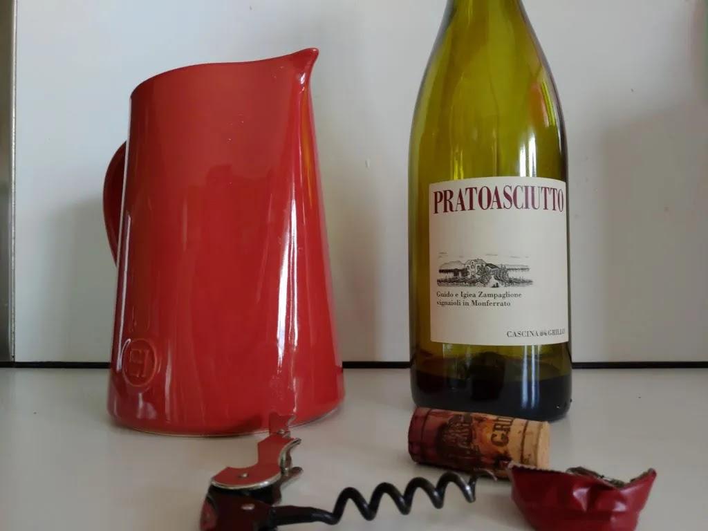 Recensione vino Pratoasciutto
